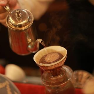 オールドビーンズコーヒー