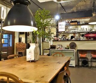 コトカフェ - 店内