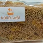 KORO Cafe - アップルシナモン    テイクアウト