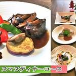 カフェレストラン ソレイユ - クリスマス限定ディナーもやっています。年末をお楽しみに。