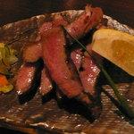 5946277 - 牛タン炭火焼(1200円)