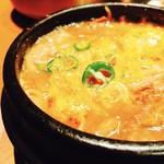 59460934 - ユッケジャン‼︎ん…辛いのが食べたかったわ(^_^;)