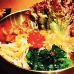59460938 - オリジナルピビンパ‼︎麦飯が良い感じ♡