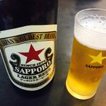いちばん - 大瓶の瓶ビール