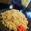 居酒屋えんがる - 料理写真:ガーリクチャーハン(大盛り