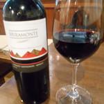イザヴィーノ - 赤ワイン