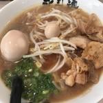 永斗麺 - ほたてラーメン