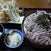 いたや - 料理写真:ざるそば750円。