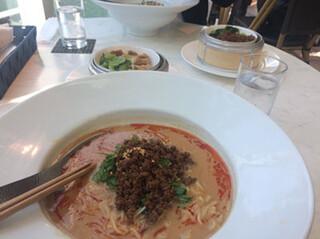 星期菜ヌードル&シノワ - 担々麺