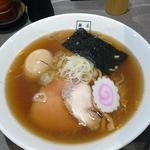 麺匠 玄龍 - あごだし中華煮卵入り:842円/2016年11月