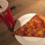ピザスライス2 - チーズPIZZA