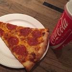 ピザスライス2 - ペパロニPIZZA