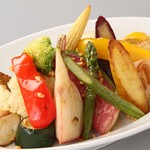 Cabbage - グリル野菜