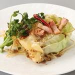 Cabbage - キャベツステーキ
