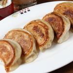 錦味坊 - 料理写真:錦味坊手作り焼餃子
