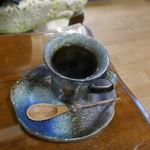 古民家cafe ほっこり - ホンジュラスコーヒー