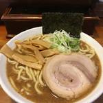 らー麺 きん - らー麺 大盛('16/11/30)