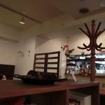 ル ヴェール フレ - 良い雰囲気の店内。