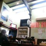 2代目ぱんだ食堂 - 店内