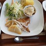 さんさんごご - 料理写真:ランチ (755円)