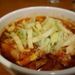 唐朝刀削麺 - スーラ―刀削麺