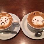 ダブルトールカフェ -