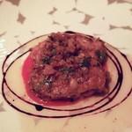 59479847 - 赤穂の牡蠣オーブン焼き バローロヴィネガー風味