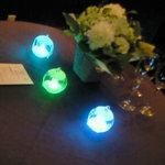 5948180 - うさぎがプレゼントしたライト 飾ってもらいました^^