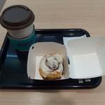 シナボン - ミニボンクラシックと紅茶