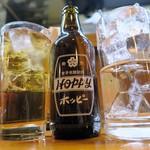 菊三八 - ホッピーセットは650円