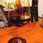 ばんかん亭 - グラスワイン