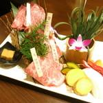59483074 - シャトーブリアン ハネシタ トモサンカク 特選カルビ