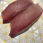 まるちゅう - ハマチは香川産もちもち新鮮で旨いんだな〜❗️