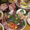 居酒屋 あまやどり - 料理写真:ぼたん海老海鮮コース4000円
