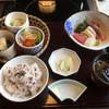かごの屋 - 料理写真:平日数量限定サービスランチ(刺身) 850円+税別