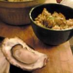 かき小屋フィーバー - 牡蠣ごはんと焼き牡蠣