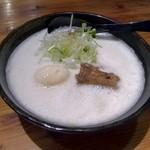 麺屋 よつ葉 - 濃厚鶏らーめん