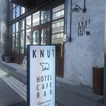 カフェ アンド バー クヌート - 松江 KNUT(2016.11.24)