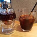 59486367 - アイスコーヒーです。