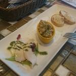 トラットリア&ピッツェリアDai - 前菜