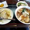 昆布森 - 料理写真:半々セット750円