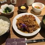 ダイニングカフェ fukumusubi -