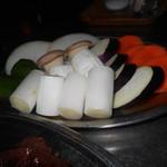 山形屋 - 野菜盛り合わせ