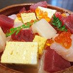 59491895 - 海鮮まぶし丼
