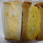 ワズ サンドイッチ - ミックス ¥660-