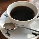 Chat noir - ホットコーヒー