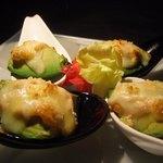 Zizz - アボカドの明太チーズ焼き