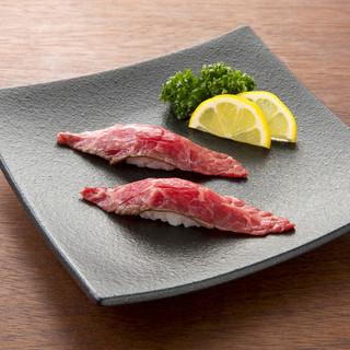 【食べ放題では味わえない】黒毛和牛アラカルト