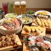 Nanadaimeryoushimachisakaba - 料理写真:4800円コース