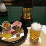 59501013 - まずはヱビスビール!